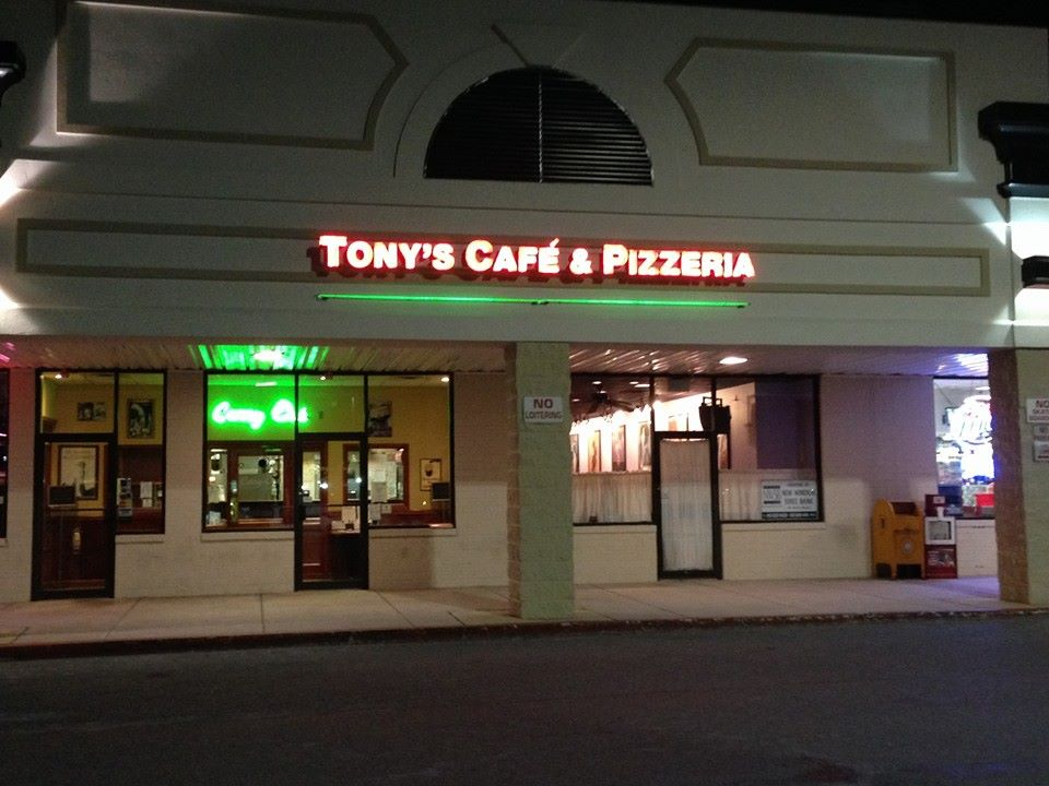 Tony's Cafe & Pizzeria Taneytown MD